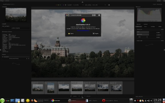 darktable 0.9.3. / www.linux4photo.wordpress.com